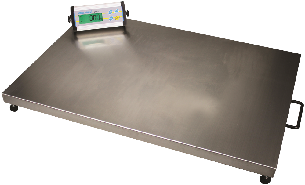 CPWplus L Floor Scales